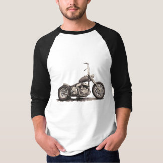 Cool Old Motorbike T-Shirt