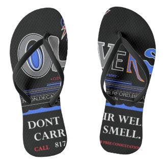 cool oliver flip flops