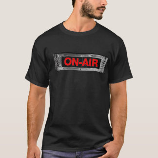 Cool On-Air DJ / Broadcasting Shirt