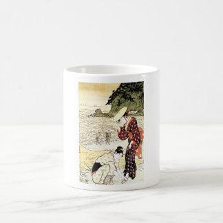 Cool Oriental Japanese Classic Geishas art Mug