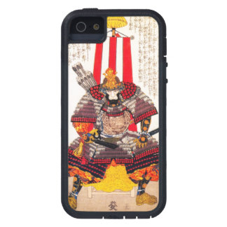 Cool oriental japanese classic samurai warrior art iPhone 5 cover