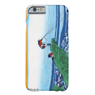 Cool oriental japanese Hokusai Fuji View landscape Barely There iPhone 6 Case