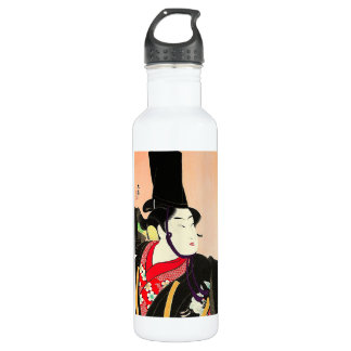 Cool Oriental Japanese Sanbaso tattoo 710 Ml Water Bottle