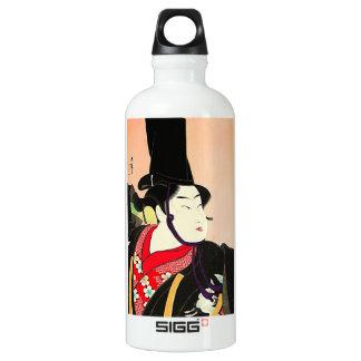 Cool Oriental Japanese Sanbaso tattoo SIGG Traveller 0.6L Water Bottle