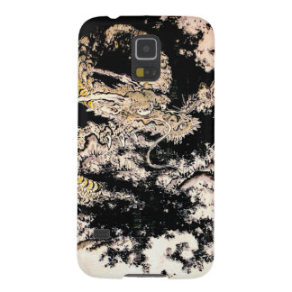 Cool oriental Legendary Ancient Chinese Dragon ink Galaxy S5 Cover