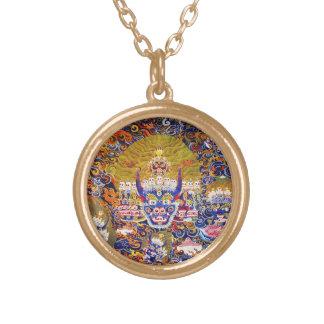 Cool oriental tangka Yamantaka death god tattoo Jewelry
