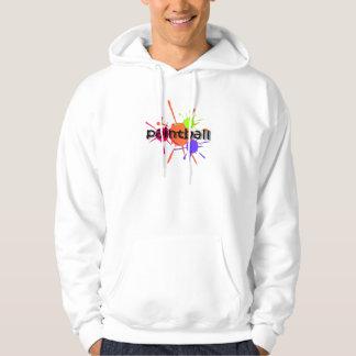 Cool paintball hoodie