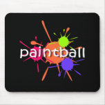 Cool paintball mousemat