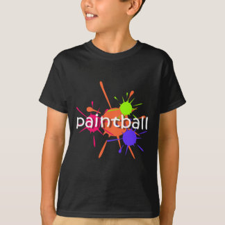 Cool paintball T-Shirt