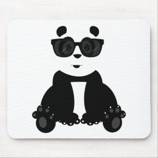 Cool Panda Mousepads