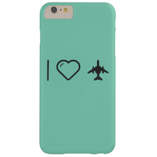 Cool Passengers Luggages Barely There iPhone 6 Plus Case