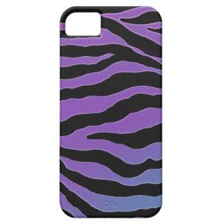 Cool Pastel Glitter Zebra Skins iPhone 5 Cover
