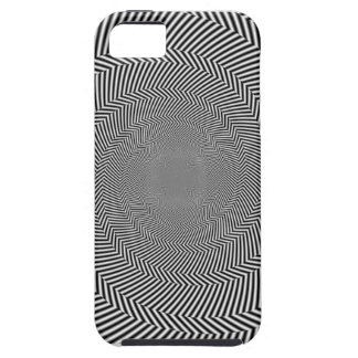 Cool Pattern Black and White  Zazzle iPhone 5 case