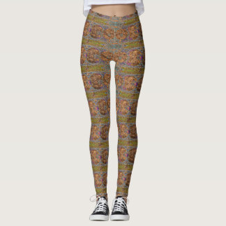 Cool Pattern Leggings