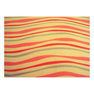 cool pattern waves business card templates