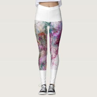 Cool, patterned leggings