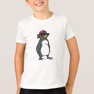 Cool Penguin Wearing Sunglasses T-Shirt