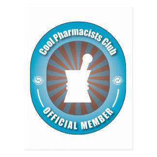 Cool Pharmacists Club Postcard