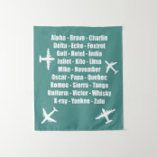 Police Officer Phonetic Alphabet Radio Call Cushion Zazzle Co Uk