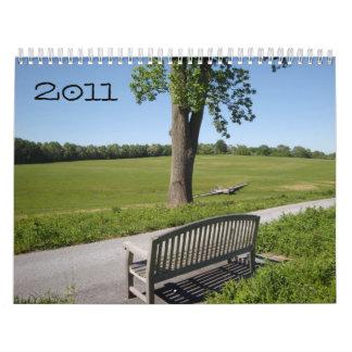 Cool photography calendar 2011
