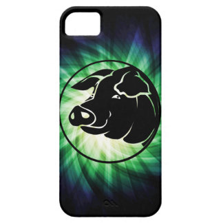 Cool Pig Head iPhone 5 Cases