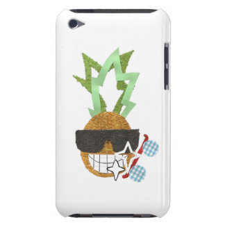 Cool Pineapple 4th Generation I-Pod Touch Case