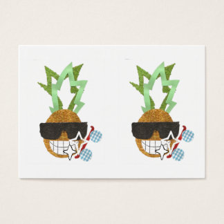 Cool Pineapple Business Cards