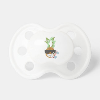 Cool Pineapple Dummy Pacifier