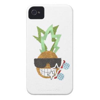 Cool Pineapple I-Phone 4 Case