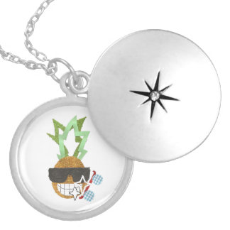 Cool Pineapple Locket