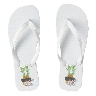 Cool Pineapple Men's Sandals