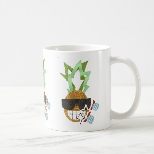 Cool Pineapple Mug