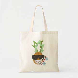 Cool Pineapple No Background Bag