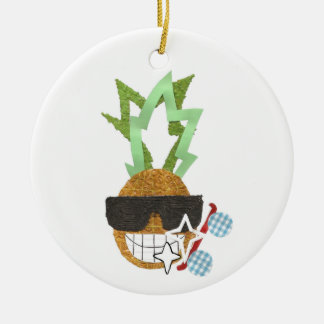 Cool Pineapple Ornament