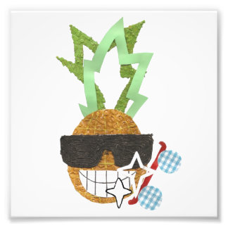Cool Pineapple Photo