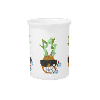 Cool Pineapple Pitcher