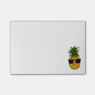 Cool pineapple post-it® notes