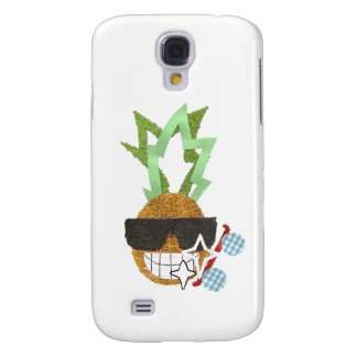 Cool Pineapple Samsung Galaxy S4 Case