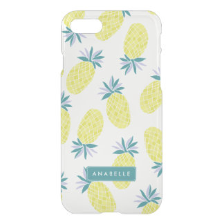 Cool Pineapples Pattern iPhone 8/7 Case