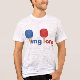 Cool Ping Pong Emblem T-Shirt