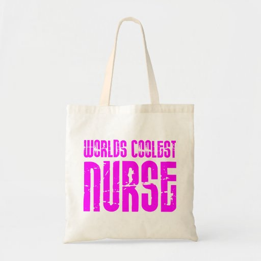 Cool Pink Gifts for Nurses : Worlds Coolest Nurse Bags