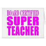 Cool Pink Gifts for Teachers : Super Teacher