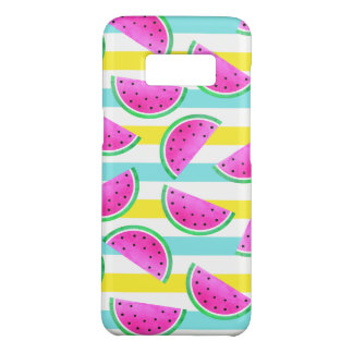 Cool Pink Watermelons Girly Pattern Case-Mate Samsung Galaxy S8 Case