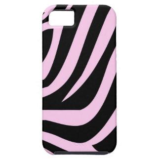 Cool Pink Zebra Skin Case iPhone 5 Case
