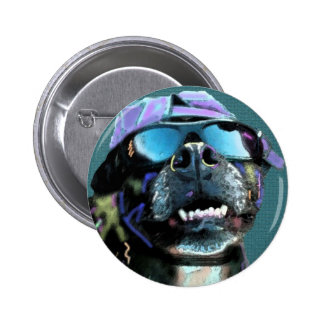 Cool Pit Bull-Harley Pin