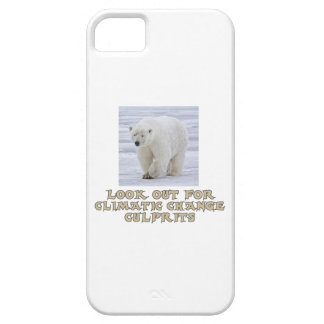 cool Polar bear designs Barely There iPhone 5 Case