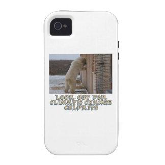 cool Polar bear designs iPhone 4/4S Cases