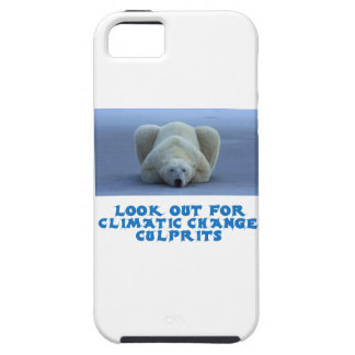 cool Polar Bear designs Case For The iPhone 5