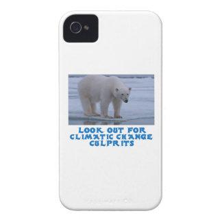 cool Polar bear designs iPhone 4 Case