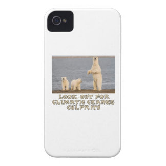 cool Polar bear designs iPhone 4 Case-Mate Cases